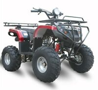 ATV 125 FULL SIZE WITH  REVERSE 1-800-709-6249