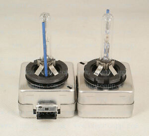 PAIR of D3S bulbs Ampoules Xenon HID