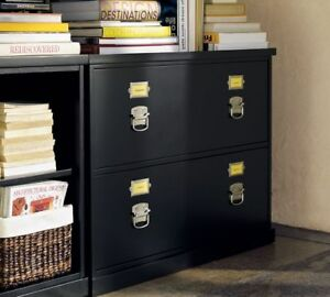 Pottery Barn Bedford Filing Cabinet