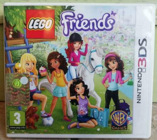 Gioco lego friends per nintendo 3ds