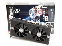 Sapphire AMD Radeon RX 570 8GB NITRO+ OC Graphics Card
