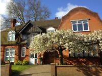 2 bed flat unfurnished Epsom - rent £1200pcm excluding bills and council tax band D.