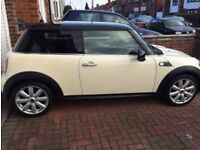2007 Mini Cooper 1.6 with Chilli Pack Low Mileage