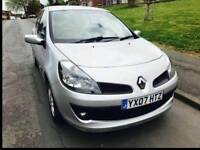 Renault Clio 1.5 dci 2007 new shape £30 road tax not 207 206 c3 Astra corsa polo Fabia Yaris focus