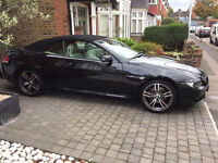 BMW 6 SERIES 3.0 630i Sport Auto 2dr Convertible With M6 Kit | CAT D