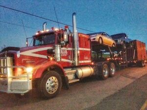 Hauling cars, trucks & furniture west and east