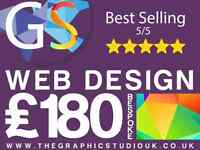 Bespoke Website Design | Web Design | Graphic Design | WordPress | Joomla | Ecommerce | Logo Design