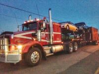 Hauling cars, trucks and large furniture moves from Cape Breton