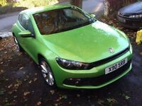 Green vw scirocco for sale