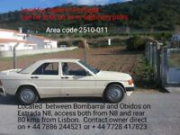 PORTUGAL FARM/LAND TO SALE ON NATIONAL RD A8 NEAR OBIDOS CASTLE 50MILES FROM LESBOA 07886244521 TNK