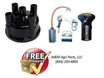 Distributor Cap Ignition Kit Ih Cub Loboy 154 184 185 454 464 544 574 674