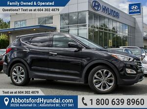 2013 Hyundai Santa Fe Sport 2.0T Limited CERTIFIED ACCIDENT FREE