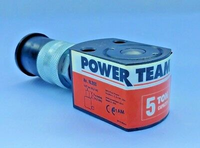Spx Power Team Rls50 Cylinder 5 Ton 916 Stroke Single Acting Spring Return