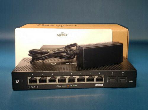 Ubiquiti Networks ES-10X EdgeSwitch Ethernet Switch 10X ES10X