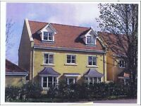 4th person to share large detached house. Fully furnished, large bedroom with OWN bathroom-short let