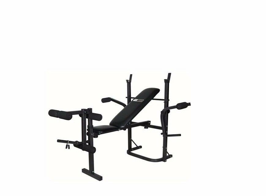 Profitness bench with fly and leg curl Brand New Boxed FOLDING BENCH