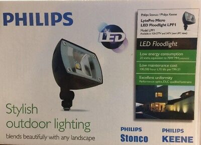 Stonco Lpf1 Lytepro 20w Led Mini Outdoor Floodlight