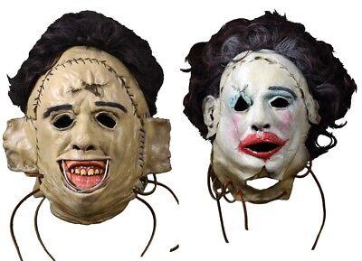 The Texas Chainsaw Massacre Mask (The Texas Chainsaw Massacre Leatherface 1974 Killing & Pretty Woman Latex)