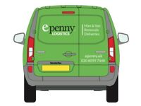 Reliable Man and Van Removals, Home Movers, Office Removal, Courier, Waste Disposal, Man with a Van