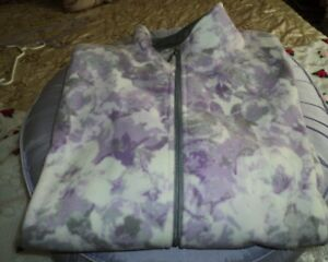 Women's Dressy Fleece Lined Jacket by Alia Size L Sussex