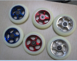 Pro Scooter Wheels 110 mm (pair) Kawartha Lakes Peterborough Area image 1