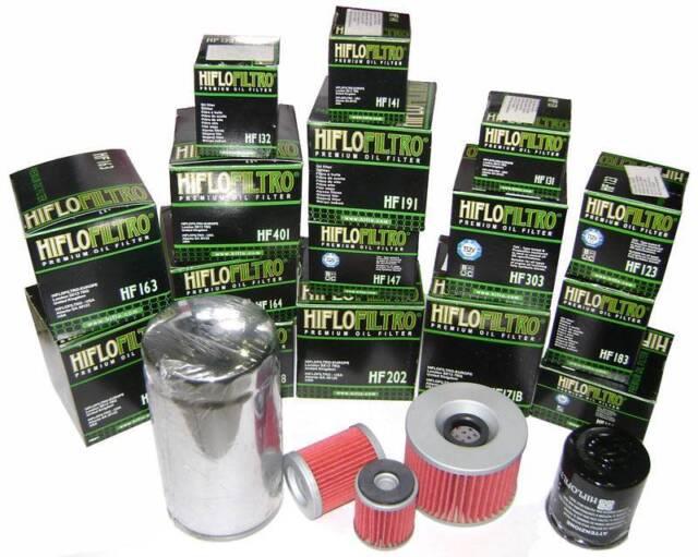 Hiflo Filtro Motorcycle Oil Filter HF132 Oilfilter
