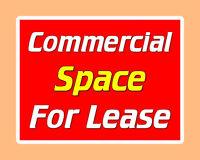 For Lease 2000 ft.★ Commericial ★ Clarke Rd. near Dundas  $1550