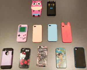 iPhone 4/4S Cases - Various
