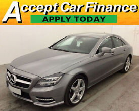 Mercedes-Benz CLS250 FROM £103 PER WEEK!