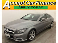 Mercedes-Benz CLS250 FROM £103 PER WEEK!