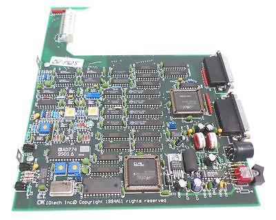 E.t Ok Io Tech Inc Circuit Board 285 4000 Rev D