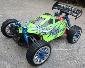 New RC Buggy / Car 1/16 Scale Brushless Electric LIPO 4WD Kitchener / Waterloo Kitchener Area image 1