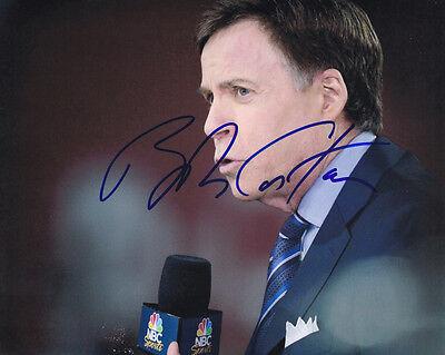Bob Costas Nbc Olympics Football Signed Autograph 8X10 Photo Coa  2