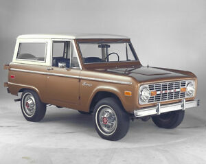 ***LOOKING FOR EARLY BRONCO PARTS***