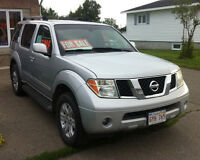2005 Nissan Pathfinder TAX INCLUDED
