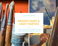 Mobile Paint Party ! - for kids and adults !!