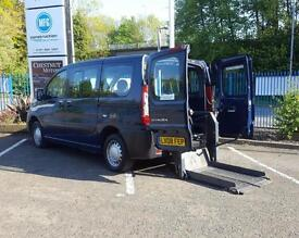 Citroen Dispatch 2.0 Diesel - WAV - Wheelchair Access Vehicle - Day Van -Camper