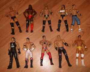 Wrestling Figures and accessories  London Ontario image 1
