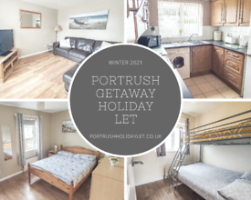 Self catering holiday home Portrush Northern Ireland