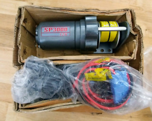 New winch never used
