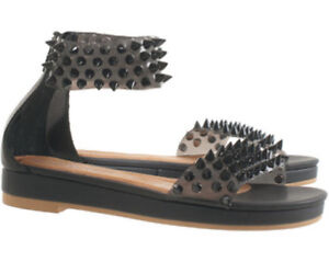 Jeffrey Campbell Cowhide leather sandals Size 8