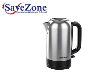 B&D Stainless Steel Kettle- Warehouse Clearance
