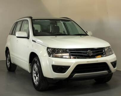 2013 Suzuki Grand Vitara JB MY13 Urban (4X2) Wagon Maidstone Maribyrnong Area Preview