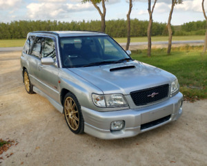 2001 Subaru Forester Stb STi 2, 78000KM