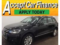 Volkswagen Touareg FROM £119 PER WEEK!