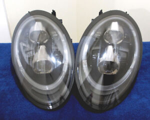 PORSCHE 911 HEADLIGHTS LED LEFT & RIGHT - $ 300 EACH