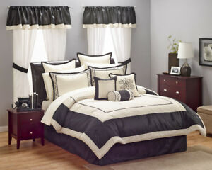 Morgan 17pc Bedroom Set - King, New