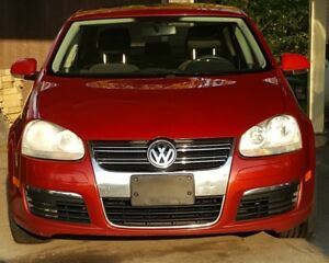 2006 VW Jetta plus winter tires and tow package