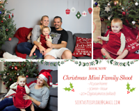 Christmas Mini Family Shoot