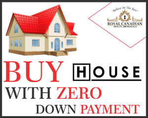 Buy A Home With Zero or Little Down